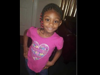 7-year-old killed crossing highway