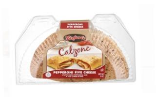 Stefano Foods pepperoni calzones recalled