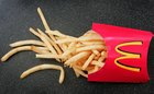 McDonald's giving out free fries every Friday