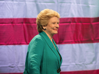 One-on-one with Debbie Stabenow