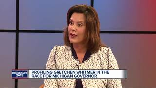 One-on-one with Gretchen Whitmer