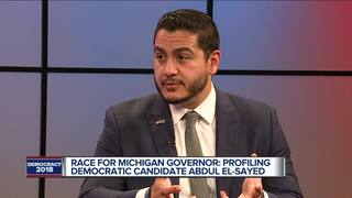 One-on-one with Abdul El-Sayed