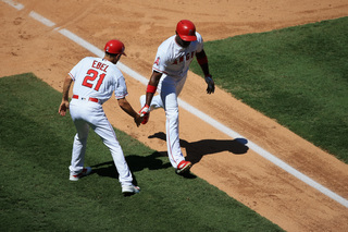 Three Angels homer in win over Tigers