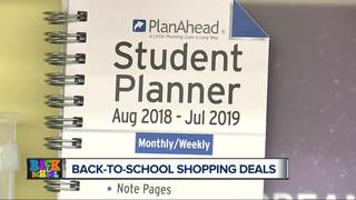 Back to school shopping: Online vs. in-store