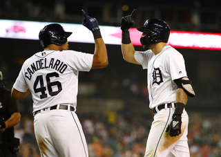 Castellanos has 5 hits, 5 RBIs in Tigers win
