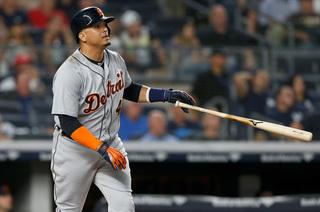 Tigers homer twice in the ninth to stun Yankees