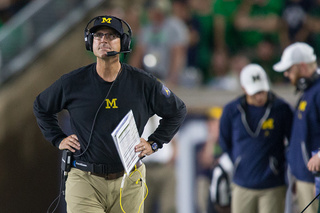 WATCH: One-on-one with Harbaugh