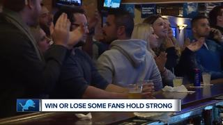 Fans root for Lions, Tigers on gameday