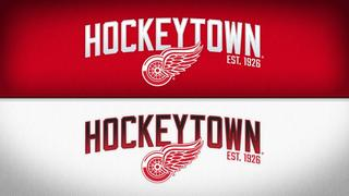 Red Wings unveil new 'Hockeytown' logo