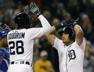 Mahtook HR leads Tigers to win in V-Mart finale