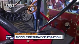 Celebrating 109 years of the Model T