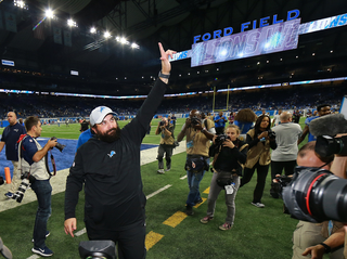 Patricia-led Lions beat Bill Belichick, Patriots