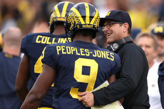 AP Top 25: Michigan moves up, MSU moves out