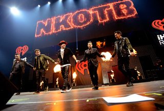New Kids On The Block announce new 80s tour