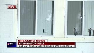 Victim ID'ed in Farmington Hills fatal shooting