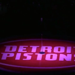 Pistons tribute Queen of Soul at opener