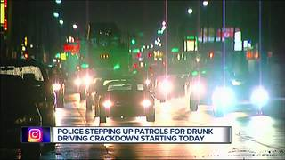Police add more patrols to roads