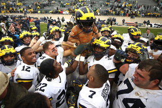 Michigan ranked No. 5 in AP Top 25 after MSU win