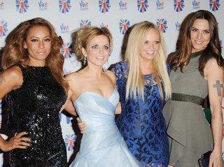 Spice Girls announce UK reunion tour