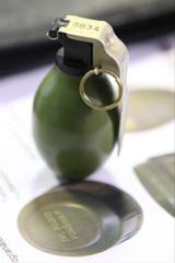 Detroit man sentenced for selling grenades