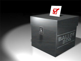Are you registered to vote in March 8 election?