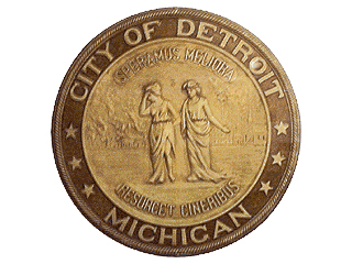 City of Detroit Seal
