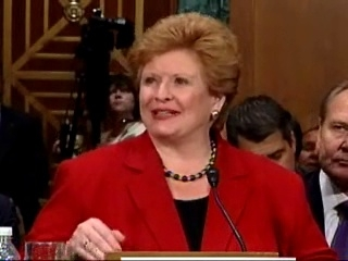 Sen. Stabenow Addresses Senate on Auto Aid