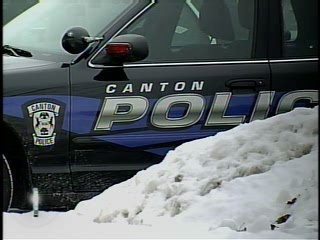 Graffiti found on homes, vehicles in Canton