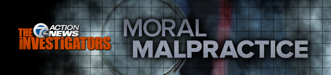Moral Malpractice header logo