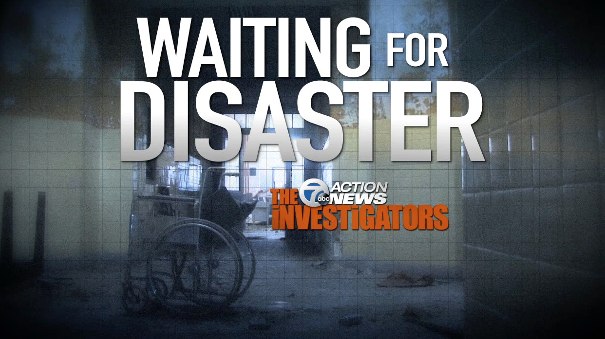 Waiting for Disaster