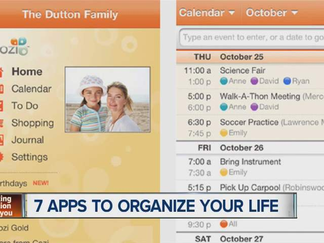 7 Apps To Organize Your Life Home Work And Family