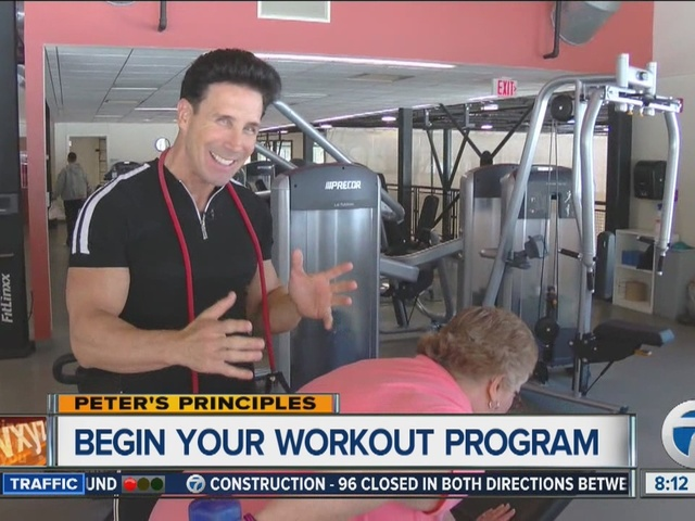 Peter's Principles, begin your workout