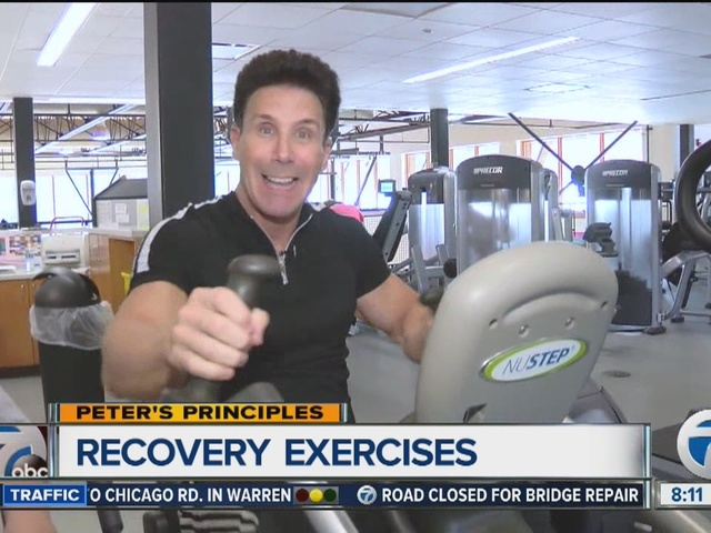 Peter's Principles, recovery exercises