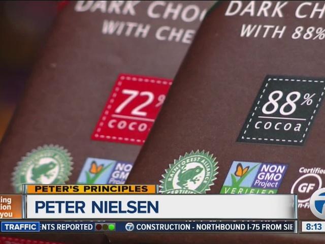 Peter's Principles - Benefits of Chocolate