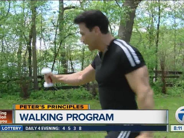 Peter's Principles - Walking Program