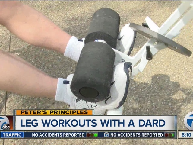 Peter's Principles - Leg workouts with a DARD
