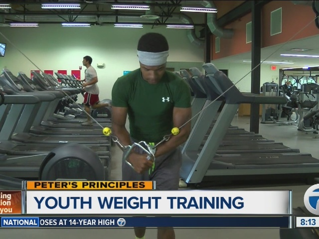 Peter's Principles - Youth Weight Training