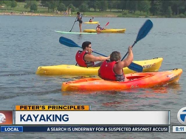 Peter's Principles - Kayaking