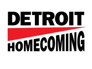 Schedule for final day of Detroit Homecoming V