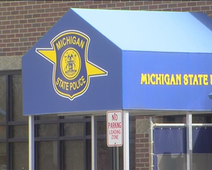 MSP trooper that covered-up accident suspended