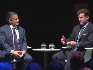 VIDEO: Gilbert interviews Under Armour CEO Plank