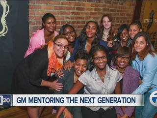 GM Foundation teaches girls about auto industry