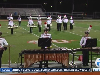 Dearborn High School Band of the Week