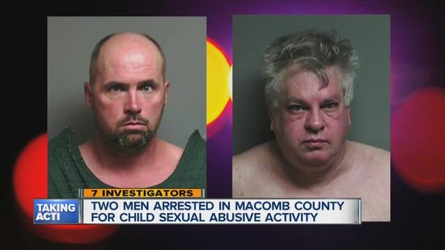 Macomb county sex