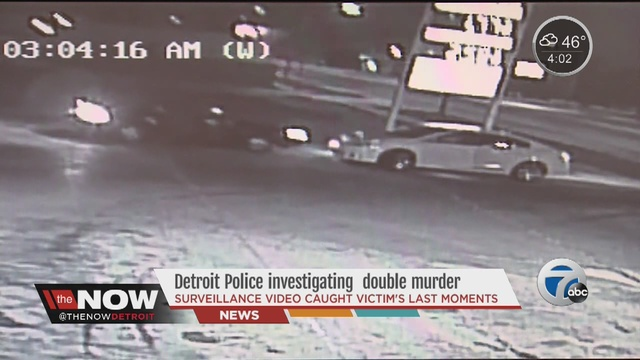 the investigation of the double murder