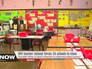 RANT VAN: Your take on teacher sickouts