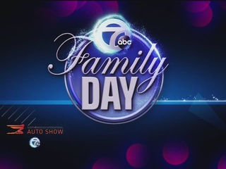 Channel 7 Family Day returns to NAIAS