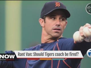 RANT VAN: Should Brad Ausmus be fired?
