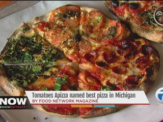 Tomatoes apizza in farmington hills named best pizza in michigan by next forumfinder Gallery