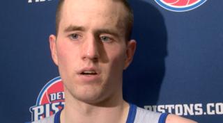Pistons Summer League: Kennard out, Hooper in